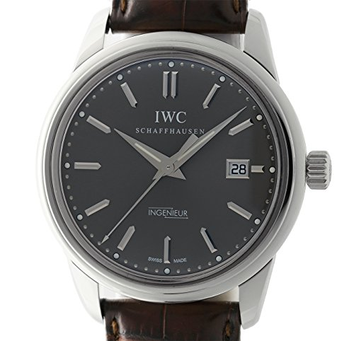 IWC-Ingenieur-automatic-self-wind-mens-Watch-IW323304-Certified-Pre-owned