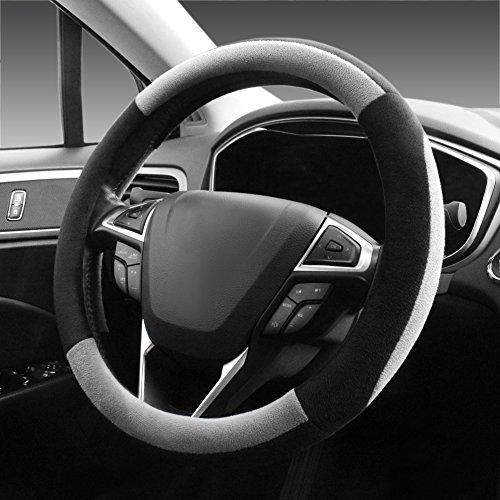 steering wheel covers warm - 8
