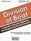img - for Division of Beat (D.O.B.), Book 1A: Percussion/Mallets book / textbook / text book