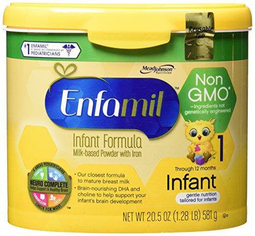 Enfamil Infant Non-GMO Baby Formula - Powder - 20.5 oz