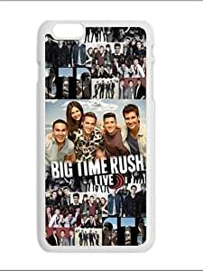 Big Time Rush Song Live Waterproof Dustproof Shock-Absorbing Custom Phone Case Cover For Apple Iphone 6 (4.7 inch)