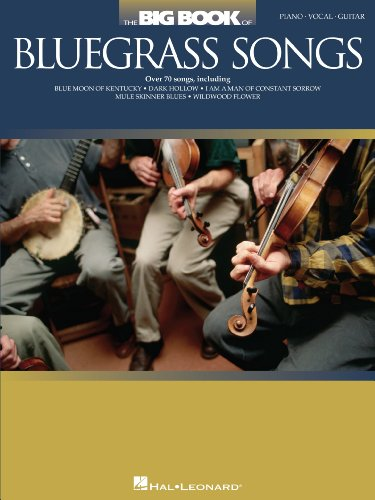 (The Big Book of Bluegrass Songs)
