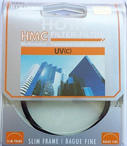 UV 46mm Multithreaded Glass Filter 1A Multicoated For JVC GY-HM100U Haze