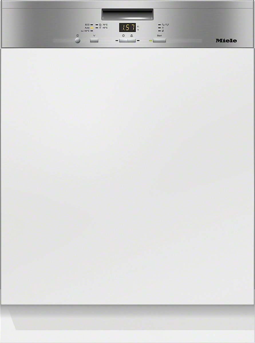 Miele G 4910 i - Lavavajillas (Semi-incorporado, Acero inoxidable ...
