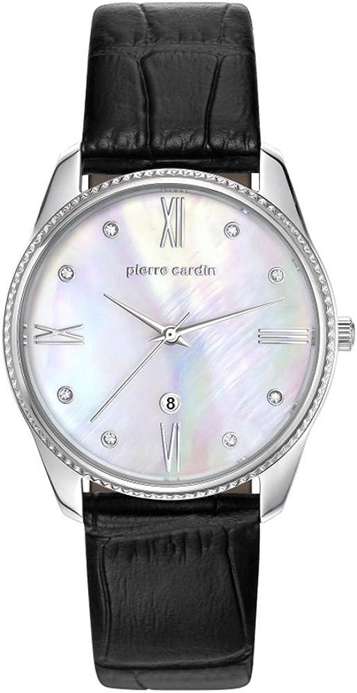 Pierre Cardin Châtelet - Reloj analógico de Cuarzo para Mujer