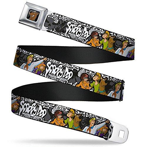 Buckle-Down Seatbelt Belt Scooby Doo Regular