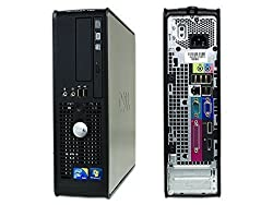 Dell Optiplex  Desktop Computer Intel Core 2 DUO 3.0 Ghz 4gb/160gb HDD Windows Pro 32bit - (Certified Reconditioned)