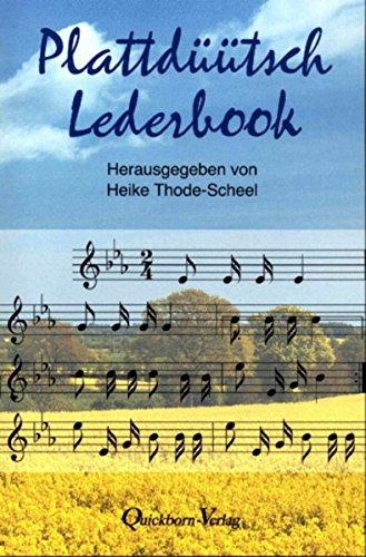 Plattdüütsch Lederbook