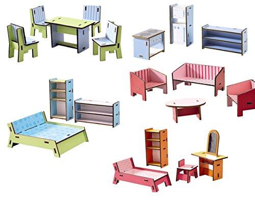 HABA Friends Dollhouse Furniture Sunshine