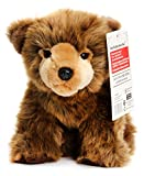 Best Looking Plushes - Boris the Baby Brown Grizzly Bear | 9 Review