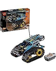 LEGO 42095 Technic Radiostyrd stuntracer, Byggsats med Leksaksbil, RC Bilar, 2-i-1 Set, Barnleksaker