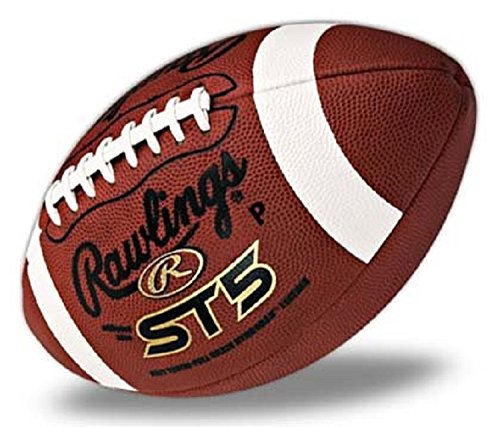 Rawlings ST5P Bulk Practice Football
