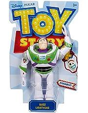 Disney Pixar Toy Story 4 Basic Figure - Buzz Lightyear