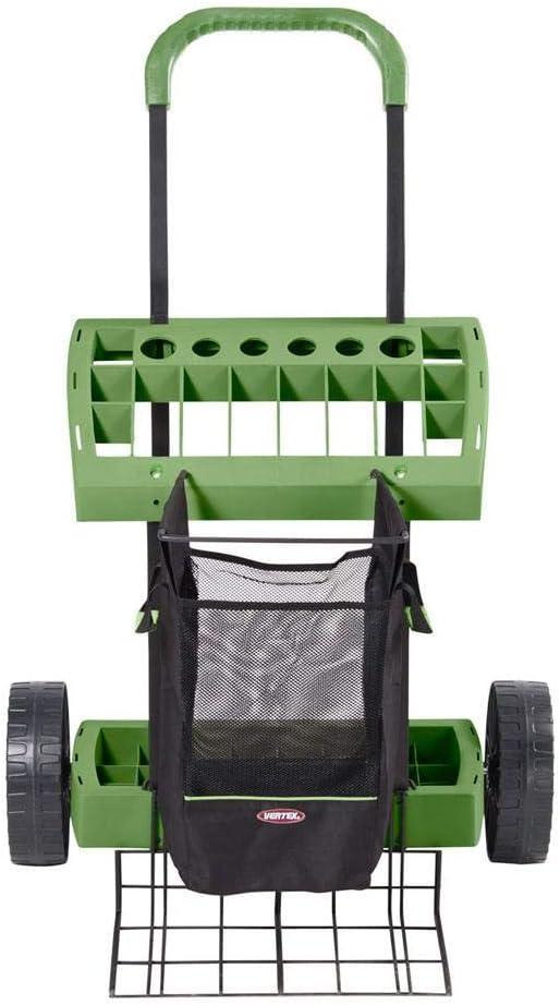 Vertex Super-Duty Lawn and Garden Tool Box on Wheels
