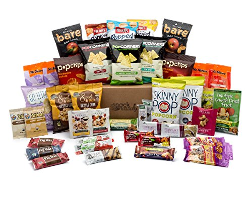 Trail Healthy Variety Snack Package product image