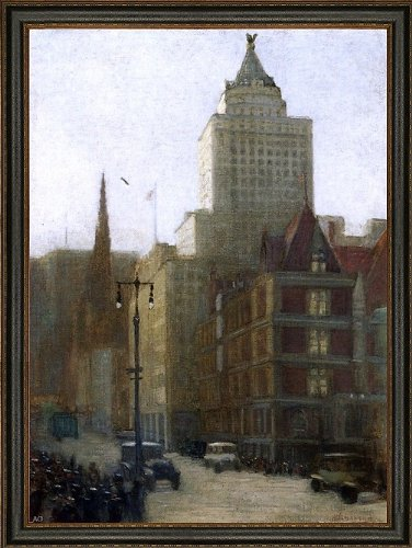 Aaron Harry Gorson 57th Street at Fifth Avenue - 18.1