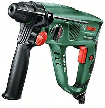 Beroemd Bosch Bohrhammer PBH 2500 SRE (600 Watt, im Koffer): Amazon.de WF84