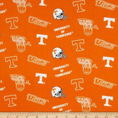 University Tennessee Fabric - 5