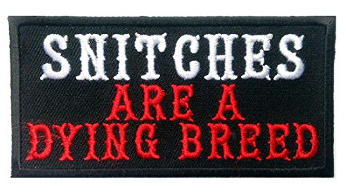 snitches-are-a-dying-breed-funny-saying-outlaw-mc-patch-by-miltacusa