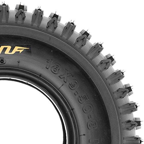 SunF Quad ATV Sport Tires 16x8-7 16x8x7 4 PR A012 (Full set of 4) by SunF (Image #9)