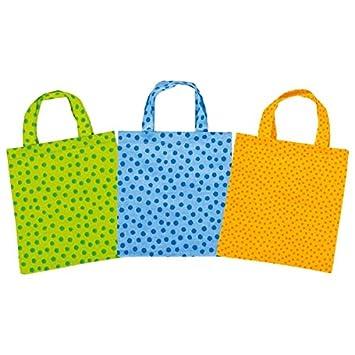 Bolsa de la compra con lunares para los niños tienda, Juego ...