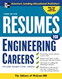 Resumes for Engineering Careers, McGraw-Hill Editors, 007144890X