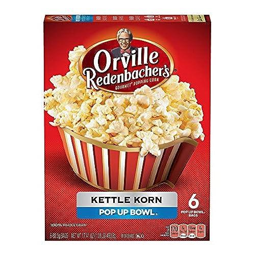 Kettle Corn Popcorn Brands: Amazon.com
