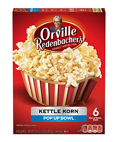 Orville Redenbachers Kettle Gourmet Popping product image
