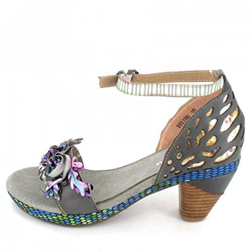 Laura Vita Sandaletten , Farbe: mehrfarbig