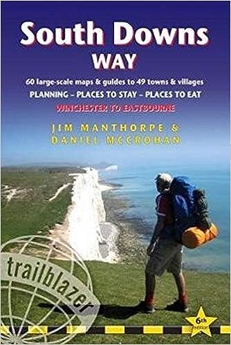 South Downs Way Guidebook (Trailblazer)