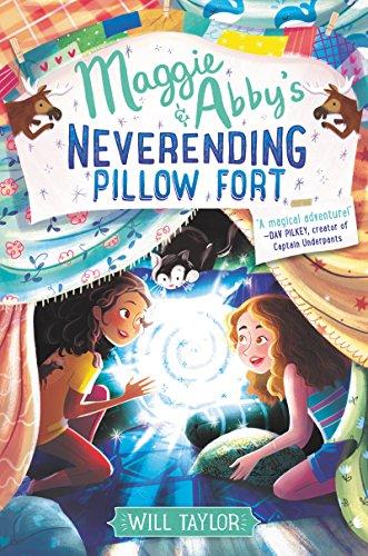 Maggie & Abby's Neverending Pillow