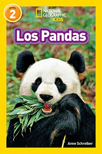 National Geographic Readers: Los Pandas (Spanish Edition) by [Schreiber, Anne]