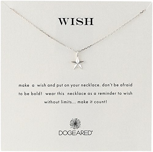 ical Star Charm Sterling Silver Chain Necklace (Nautical Star Charm)