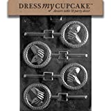 Best Dress My Cupcake Wedding Ring Sets - Dress My Cupcake DMCW052SET Chocolate Candy Mold, Hands Review