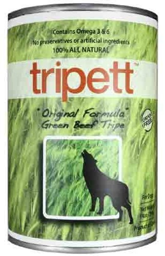 Image of Tripett Can Beef Tripe 13 Oz Case 12