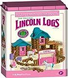 Lincoln Logs Little Prairie Farmhouse Building Set