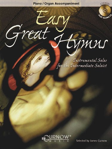 Easy Great Hymns: Piano/Organ Accompaniment (No - No Accompaniment Cd