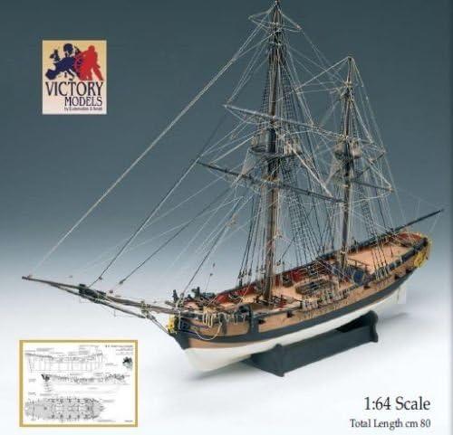 Artmaster 80.622 barco de vela 2 h0 1:87 kit resin desmontan