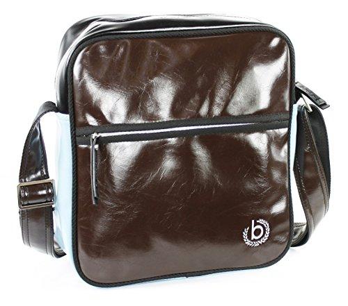 Bugatti Giocco Shoulder Bag 28 Cm Brown