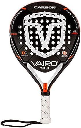 VAIRO - Pala de pádel Carbón 9.1: Amazon.es: Deportes y aire libre