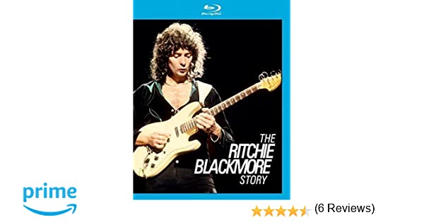 The Ritchie Blackmore Story [Blu-ray]: Amazon.es: Ritchie Blackmore: Cine y Series TV