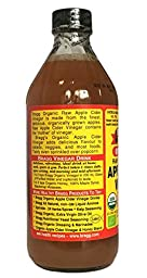 Bragg Raw Organic Apple Cider Vinegar-16 fl. oz. Bottle
