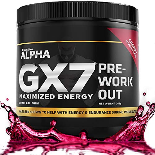 Pre Workout for Men
