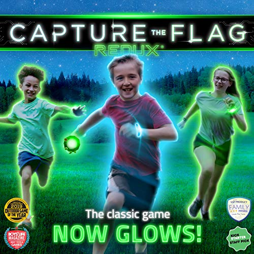 Capture the Flag REDUX: The Original Glow-in-The-Dark...