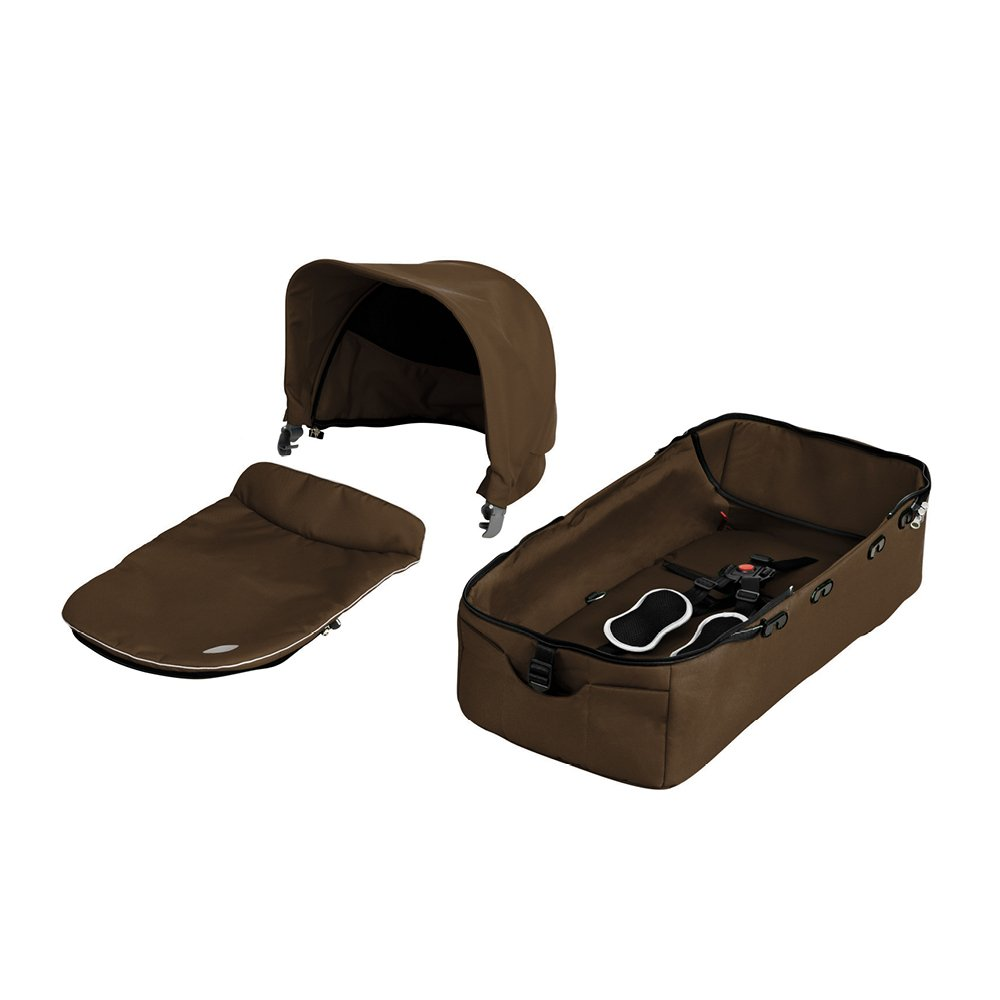 Seed Carry Cot, Chocolate