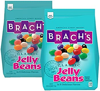 2-Pack Brach's Assorted Flavors Classic Jelly Beans Candy Bag