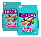 Brach's Classic Jelly Beans Assorted Flavors, 3.38 Pound Bulk Candy Bag (Pack of 2) Bulk Candy