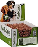 Paragon Pet Products Usa-Whimzees Veggie Sausage Dental Treat- Brown Xl/30 Piece