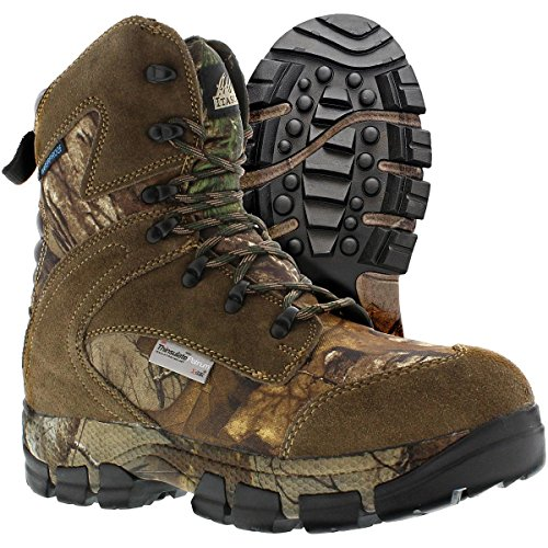 Itasca Boots Womens (Itasca Men's Bull ELK Insulated Hunting Boot CAMO Size 10.5)