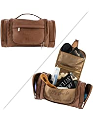 Talley & Twine Toiletry Bag/Dopp Kitt Hanging Travel Bag